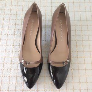 Franco Sarto Kitten Heels, 7 1/2 M